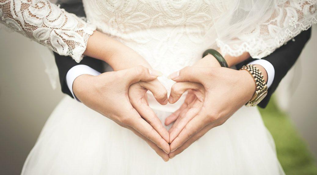 Bien organiser une réception de mariage